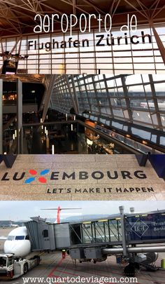 Do aeroporto de Zurique até o aeroporto de Luxemburgo! #quartodeviagem #zurique #luxemburgo #swissair #luxair