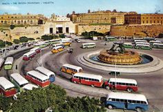 MALTA - yep! it's like a time machine has whisked you back to the 1940/50's.