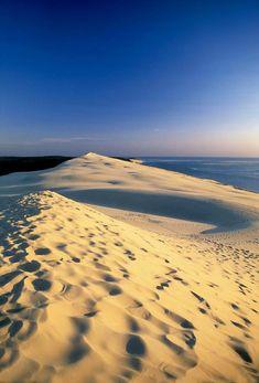 Dune de Pilat la plus haute dune d´Europe