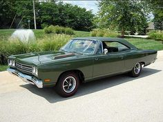 I love the great 1969 Road Runner