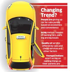Changing trends: Why it make sense to sell your car and hire a cab from Uber or Ola