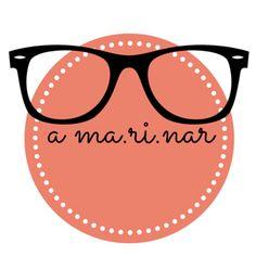 'a ma.ri.nar' logo