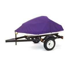 Dallas Manufacturing Co. Polyester Personal Watercraft Cover D, Fits 2 Seater Model Up To 113 L x 48 W x 42 H