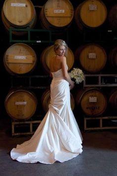 Winery bridal