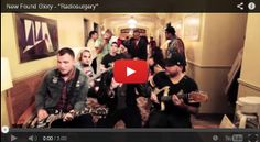 Watch: New Found Glory - Radiosurgery See lyrics here: http://newfoundglorylyrics.blogspot.com/2013/10/radiosurgery-lyrics-new-found-glory.html #lyricsdome