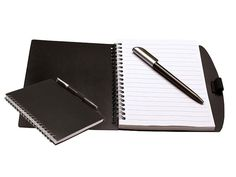 Pad & pen at Notebooks   Ignition Marketing Corporate Gifts