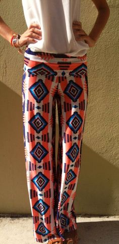Cute Exuma Pants. I want pants like this!