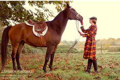 Jenesequa Magazine: Modern Equestrienne