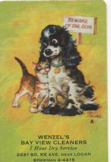 Butch Dogs Staehle 1 Playing Swap Cards 3 | eBay