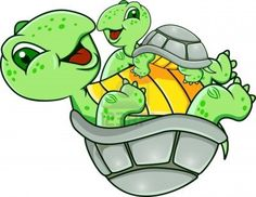 Turtle Illustrations and Clip Art. Turtle royalty free illustrations, drawings and graphics available to search from thousands of vector EPS clipart producers. Cute Turtles, Baby Turtles, Sea Turtles, Turtle Images, Tortoise Turtle, Turtle Love, Cute Clipart, Baby Quilts, Cute Pictures