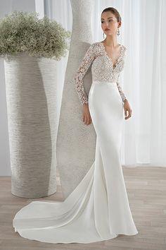 Wedding gown by Sposabella by Demetrios.