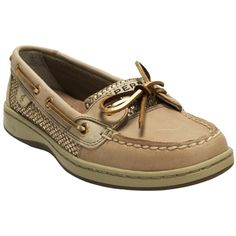 Sperry Top-Sider Angelfish Slip-On Boat Shoe...I have these in black - SO comfortable and still cute for traipsing around Europe.