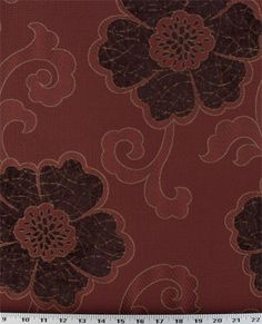 Moser Wine | Online Discount Drapery Fabrics and Upholstery Fabric Superstore!  $18.49