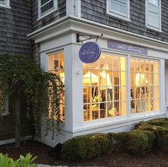 The Lovely on Nantucket Nantucket Island, Store Fronts, Cape Cod, Architecture Art, New England, Mansions, House Styles, Building, Retirement