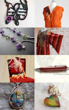 Colors for Saturday !! by Mrs. Elena Maurer on Etsy--Pinned with TreasuryPin.com