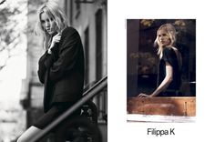 Lachlan Bailey Photographs Filippa K Fall/Winter Campaign, 2012 with hair by Rudi Lewis  You can follow Lachlan's blog onTumblr pageand his latest news on hisTwitter. For the latest Rudi hairstyles, be sure to follow him on hisFacebookpage.