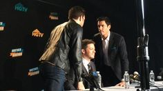 Excited for tonight's #BroVsBro finale on @w_network in Canada?? Go behind-the-scenes at: http://bit.ly/1JknyFI