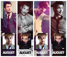 August Man Malaysia - August Man Malaysia July 2012 Teaser Covers and images