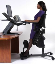 Office Stance & Stance Move Standing Chair | real estate | Pinterest | Standing ...