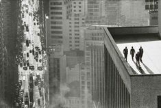 São Paulo, 1960 by René Burri