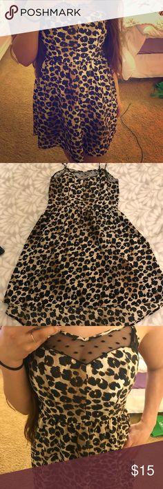 Chita print summer dress Chita high low Xhilaration Dresses High Low
