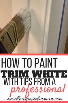 painting trim white tips * painting trim ; painting trim tips ; painting trim white before and after ; painting trim with carpet ; painting trim and doors ; painting trim white tips ; Paint Colors For Home, House Colors, Paint Colours, Home Improvement Projects, Home Projects, Home Renovation, Home Remodeling, Kitchen Renovations, Diy Home Repair