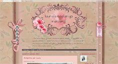 Grafic Scribbles: ..e il template per Laura