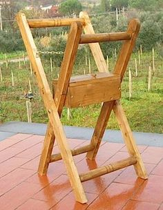Diy Director S Chair Canvas Paint Furniture Outdoor