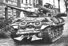 M-10 tank destroyer