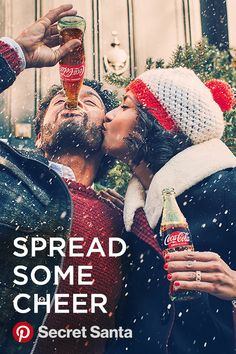 Browse unique Coca-Cola products, clothing, & accessories, or customize Coke bottles and gifts for the special people in your life. Check out Coke Store today! Christmas Couple, Christmas Pictures, Merry Christmas, Xmas, Cola Wars, Crocheted Headbands, Best Soda, Luxury Couple, Coca Cola Christmas