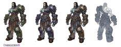 RLyonsArt: some random Darksiders 2 concepts