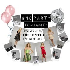 """COME TO OUR GIRLS NIGHT OUT PARTY....TONIGHT!""    More details here: http://on.fb.me/STQ1dd"