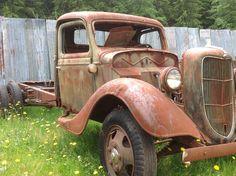 Ye Old Truck Gabriella Duncan 2o14