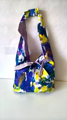 Bag Free Time by InSetArte on Etsy