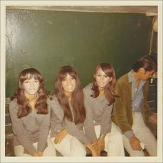 The Ronettes, 1966. soundtrack to my teenage years -- then came the Kinks, the Stones and Dylan