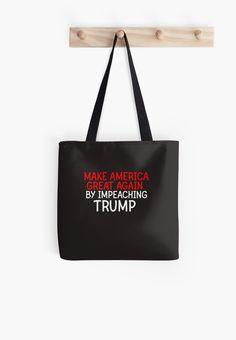 MAKE AMERICA GREAT AGAIN! BY IMPEACH TRUMP