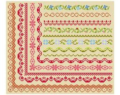 Thrilling Designing Your Own Cross Stitch Embroidery Patterns Ideas. Exhilarating Designing Your Own Cross Stitch Embroidery Patterns Ideas. Cross Stitch Fabric, Cross Stitch Borders, Simple Cross Stitch, Crochet Borders, Cross Stitch Alphabet, Cross Stitch Designs, Cross Stitching, Cross Stitch Embroidery, Cross Stitch Patterns