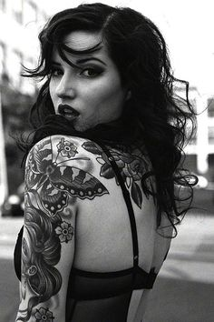 A Collection Of Intensely Beautiful Tattoo Art - DesignTAXI.com