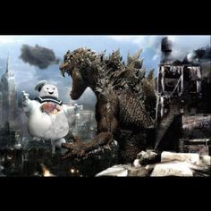 Goin with Godzilla