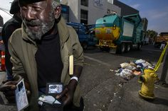 Clean skid row's streets, but then house the homeless