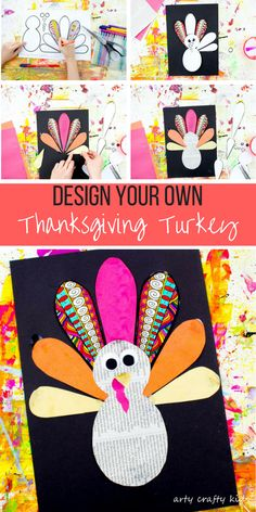 556 Best Thanksgiving Craft Ideas For Kids Images On Pinterest In
