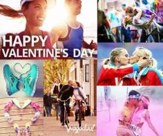 Wagaduu wishes you a Happy #Valentine's Day! Spend it with your partner or your loving #running shoes  Just share even more #love today!