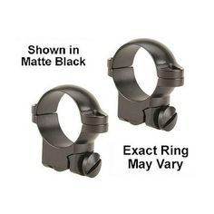 Ruger M77 Ring Mounts - 30mm Medium Matte BlackLoading that magazine is a pain! Get your Magazine speedloader today! http://www.amazon.com/shops/raeind