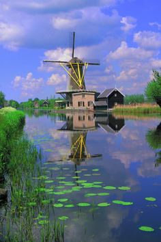 Holland Windmill by LockeHeemstra.com