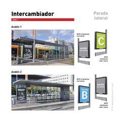 Página interior Dossier MUPIS Tranvía de Tenerife