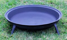 Cast iron fire bowl ideal for use with our tripod. This fire bowl can be used as a garden, patio or campfire heater and can be used as a BBQ if purchased with our tripod set.