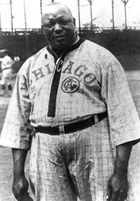 Andrew Rube Foster organized the Negro National League, the first long lasting black baseball league in the United States, which operated from 1920 to American Athletes, American Sports, American Photo, Baseball Star, Baseball Players, Baseball Pics, Baseball Wall, Dodgers, Afro