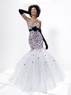 Tiffany 16618 at Prom Dress Shop