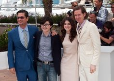 Kara Hayward Photos Photos - Roman Coppola, Jared Gilman, Kara Hayward and Wes Anderson attending the photocall for 'Moonrise Kingdom' presented in competition as part of the 65th Cannes International Film Festival at the Palais des Festivals in Cannes. - Celebs at the 'Moonrise Kingdom' Photocall 4