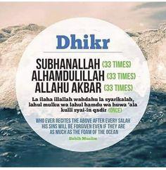 dhikr Islam Hadith, Allah Islam, Alhamdulillah, Islam Quran, Hadith Quotes, Muslim Quotes, Religious Quotes, Muslim Religion, Islam Muslim